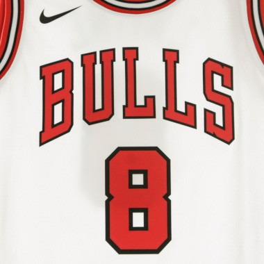 CANOTTA BASKET NBA SWINGMAN JERSEY ASSOCIATION EDITION 2020 NO 8 ZACH LAVINE CHIBUL