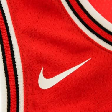 CANOTTA BASKET NBA SWINGMAN JERSEY ICON EDITION 2020 NO 8 ZACH LAVINE CHIBUL