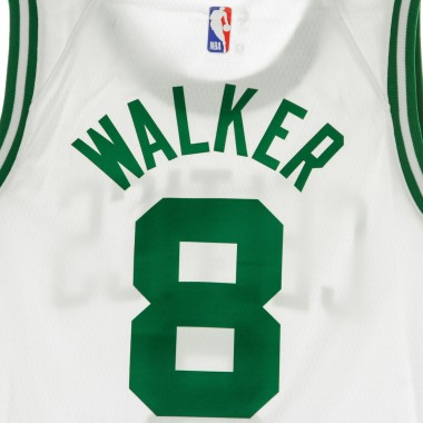 CANOTTA BASKET NBA SWINGMAN JERSEY ASSOCIATION EDITION 2020 NO 8 KEMBA WALKER BOSCEL