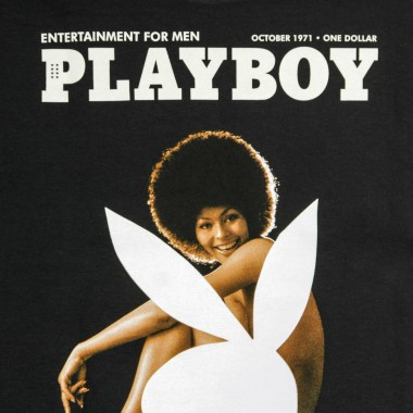 MAGLIETTA OCTOBER 1971 TEE X PLAYBOY