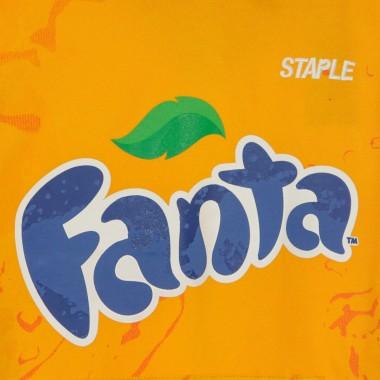 FELPA CAPPUCCIO STAPLE X FANTA FIZZ HOODIE