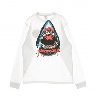 MAGLIETTA MANICA LUNGA SPEED WHEELS SHARK L/S TEE