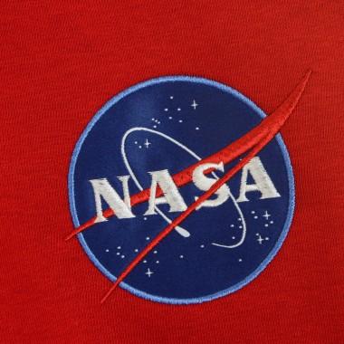 FELPA GIROCOLLO NASA REFLECTIVE SWEATER