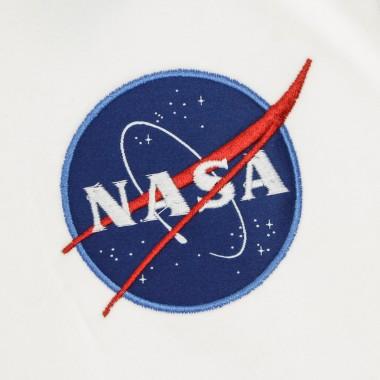 FELPA LEGGERA GIROCOLLO MANICA CORTA NASA HEAVY T-SHIRT