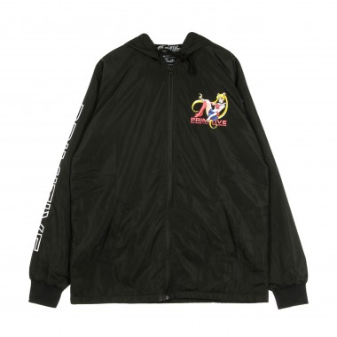 GIACCA A VENTO GUARDIAN HOODED WINDBREAKER X SAILOR MOON