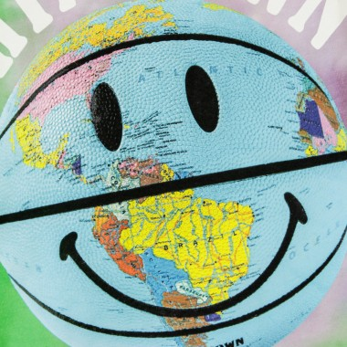 MAGLIETTA SMILEY GLOBE BALL