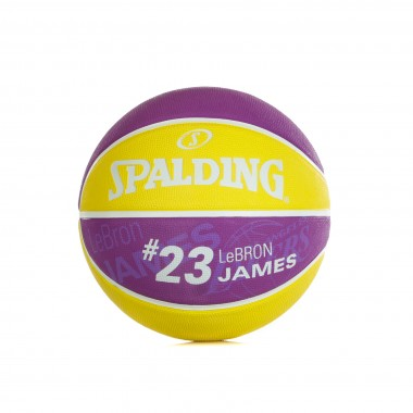 PALLONE NBA SIZE 7 NO 23 LEBRON JAMES LOSLAK
