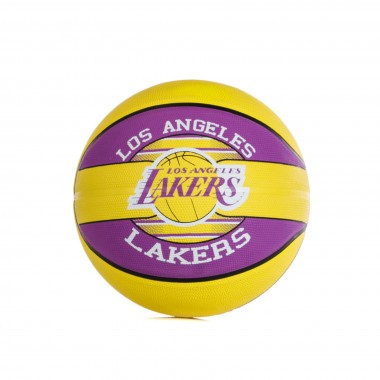 PALLONE NBA TEAM BALL SIZE 7 LOSLAK