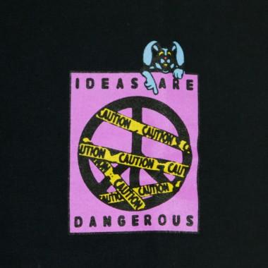 MAGLIETTA IDEAS ARE DANGEROUS