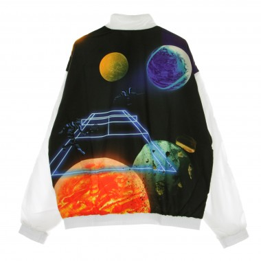 GIACCHETTA PLANET BACK PRINTED JACKET