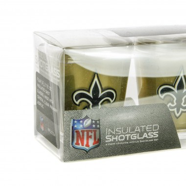 BICCHIERE NFL 4 SHOT GLASSES SET NEOSAI
