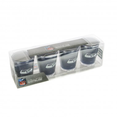 BICCHIERE NFL 4 SHOT GLASSES SET SEASEA