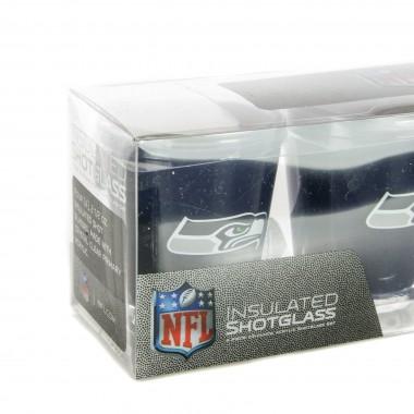 BICCHIERE NFL 4 SHOT GLASSES SET SEASEA Array