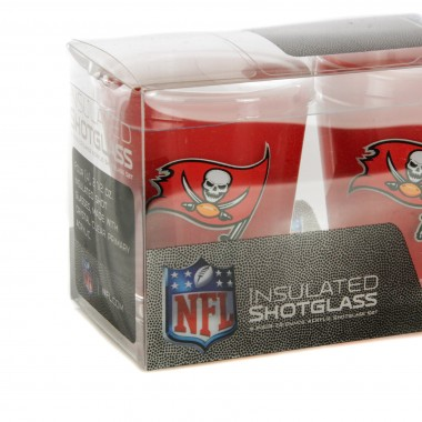 BICCHIERE NFL 4 SHOT GLASSES SET TAMBUC