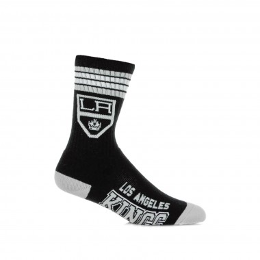 CALZA MEDIA NHL STRIPES CREW SOCKS LOSKIN