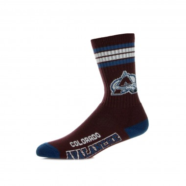 CALZA MEDIA NHL STRIPES CREW SOCKS COLAVA