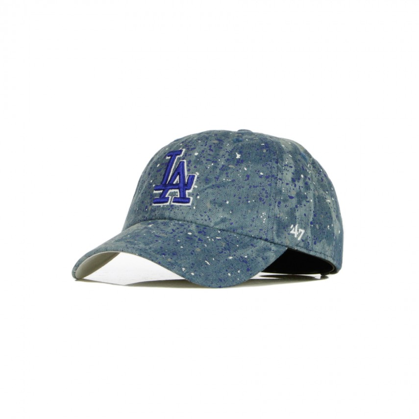 CAPPELLINO VISIERA CURVA MLB CLEAN UP SPLAT LOSDOD