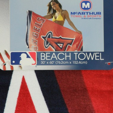 ASCIUGAMANO MLB BEACH TOWEL LOSANG