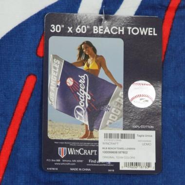 ASCIUGAMANO MLB BEACH TOWEL LOSDOD