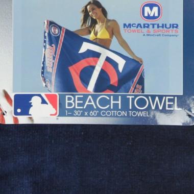 ASCIUGAMANO MLB BEACH TOWEL MINTWI