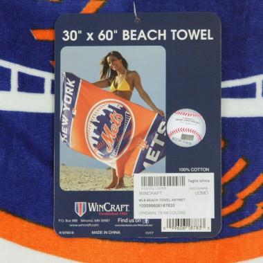 ASCIUGAMANO MLB BEACH TOWEL NEYMET