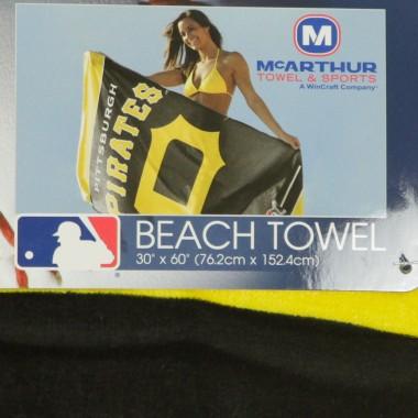 ASCIUGAMANO MLB BEACH TOWEL PITPIR