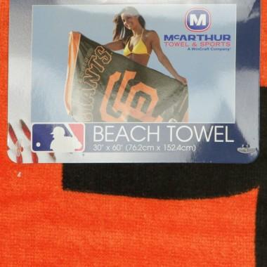 ASCIUGAMANO MLB BEACH TOWEL SAFGIA