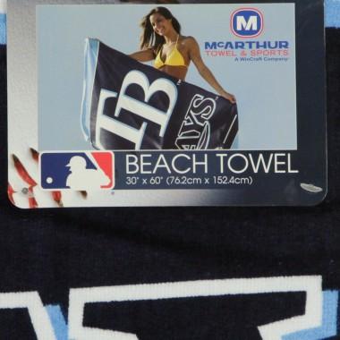 ASCIUGAMANO MLB BEACH TOWEL TAMRAY