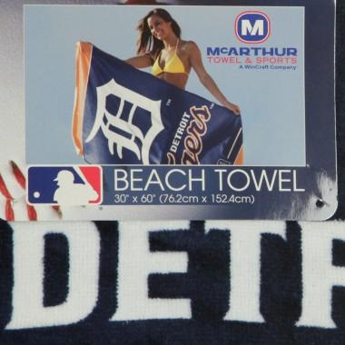 ASCIUGAMANO MLB BEACH TOWEL DETTIG