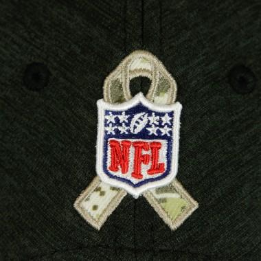 CAPPELLINO VISIERA PIATTA NFL 20 SALUTE TO SERVICE SHADOW TECH 5950 LOGO