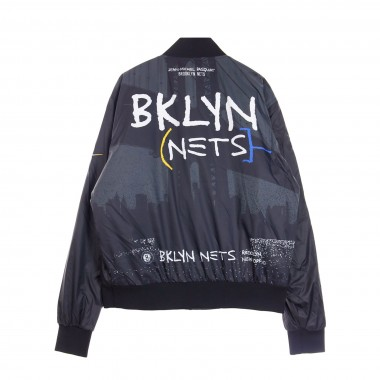 GIUBBOTTO BOMBER NBA JACKET COURTSIDE CITY EDITION BRONET