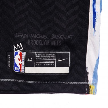 CANOTTA BASKET NBA SWINGMAN JERSEY CITY EDITION NO 7 KEVIN DURANT BRONET