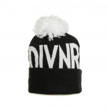 CAPPELLO POM POM CAPITAL BEANIE