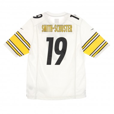 CASACCA FOOTBALL AMERICANO NFL GAME ROAD JERSEY NO19 SMITH-SCHUSTER PITSTE