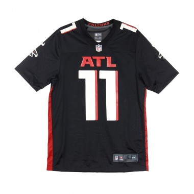 CASACCA FOOTBALL AMERICANO NFL GAME TEAM COLOUR JERSEY NO11 JONES ATLFAL