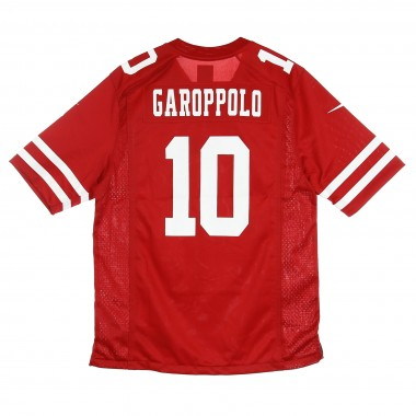 CASACCA FOOTBALL AMERICANO NFL GAME TEAM COLOUR JERSEY NO10 GAROPPOLO SAF49E