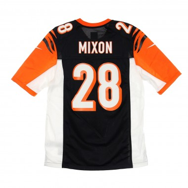 CASACCA FOOTBALL AMERICANO NFL GAME TEAM COLOUR JERSEY NO28 MIXON CINBEN