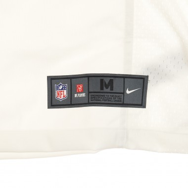 CASACCA FOOTBALL AMERICANO NFL GAME ROAD JERSEY NO22 MCCAFFREY CARPAN