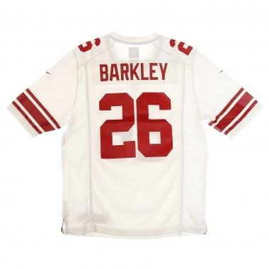 CASACCA FOOTBALL AMERICANO NFL GAME ROAD JERSEY NO00 BARKLEY NEYGIA