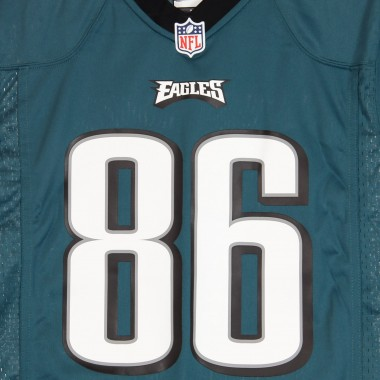CASACCA FOOTBALL AMERICANO NFL GAME TEAM COLOUR JERSEY NO86 ERTZ PHIEAG