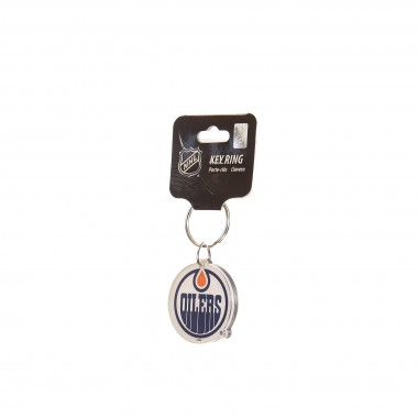 PORTACHIAVI NHL KEY RING LOGO EDMOIL