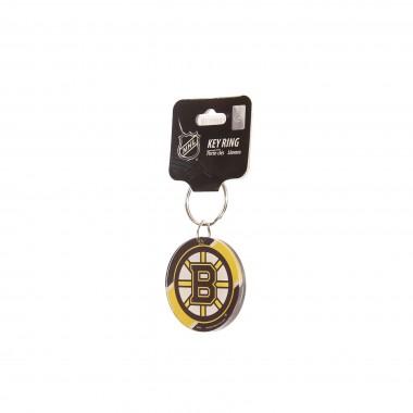 PORTACHIAVI NHL KEY RING LOGO BOSBRU