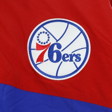 GIACCONE NBA TEAM PROSPECT JACKET PHI76E