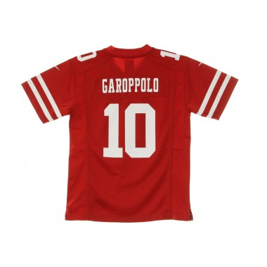 CASACCA FOOTBALL AMERICANO NFL GAME TEAM JERSEY NO10 JIMMY GAROPPOLO SAF49E