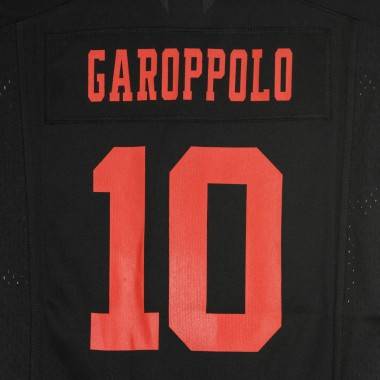CASACCA FOOTBALL AMERICANO NFL GAME ALTERNATE JERSEY NO10 JIMMY GAROPPOLO SAF49E
