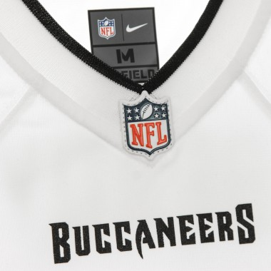 CASACCA FOOTBALL AMERICANO NFL GAME WHITE JERSEY NO12 TOM BRADY TAMBUC