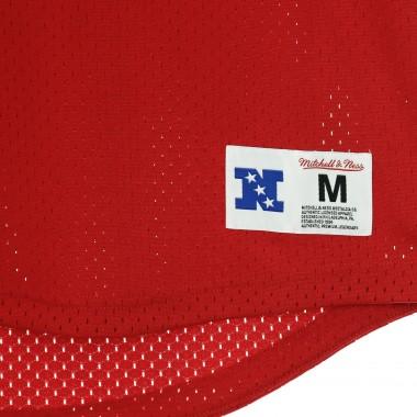 CASACCA CAPPUCCIO NFL UNBEATEN MESH S/S HOODY ATLFAL