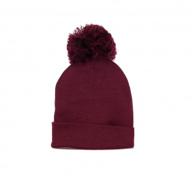 CAPPELLO POM POM AC BOBBLE KNIT
