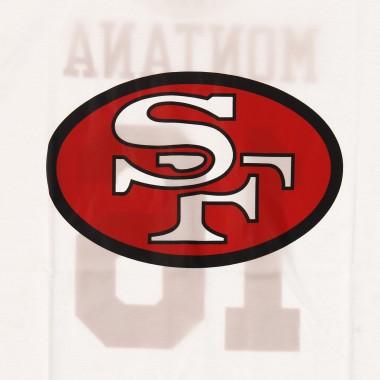 MAGLIETTA NFL TEAM LOGO NAME  NUMBER TEE NO16 JOE MONTANA SAF49E