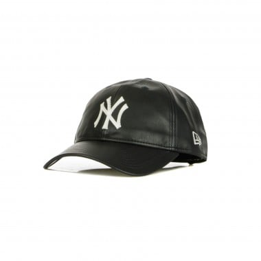 CAPPELLINO VISIERA CURVA MLB 940 UNDESTRUCTED SYNTHETIC LEATHER NEYYAN